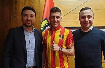 Yeni Malatyaspor, Remi Walter ile 1,5 yıllık sözleşme...