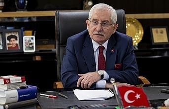 YSK Başkanı Güven: Seçim güvenliği açısından...
