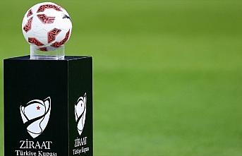 Ziraat Türkiye Kupası'nda son 16 turu rövanşları...
