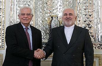 AB Yüksek Temsilcisi Borell Tahran'da Zarif'le 'nükleer...