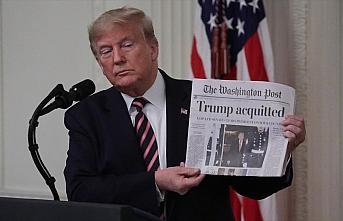 ABD Başkanı Trump: Başka bir başkan bana olanları...