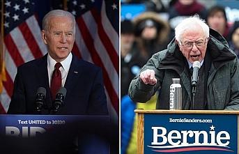 ABD'de ön seçim maratonu Demokrat cephede fırtınalı...