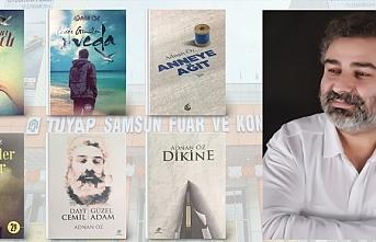 Adnan Öz'ün yeni kitabı 'Bir kuşun feryadı'...