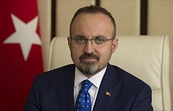 AK Parti Grup Başkanvekili Turan, İYİ Parti'li Ok'un istifasını değerlendirdi