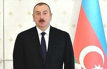 Aliyev'den Erdoğan'a Van'daki çığ düşmesine...