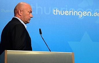 Almanya'da Thüringen eyaleti Başbakanı Kemmerich...