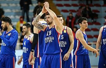 Anadolu Efes THY Avrupa Ligi'nde ALBA Berlin'e konuk...