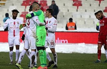 Antalyaspor Ziraat Türkiye Kupası'nda yarı finale...