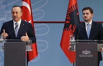 Arnavutluk Dışişleri Bakan Vekili Cakaj: Türkiye,...