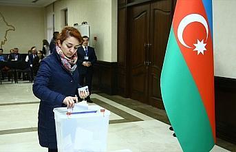Azerbaycan'da resmi olmayan sonuçlara göre seçimin...