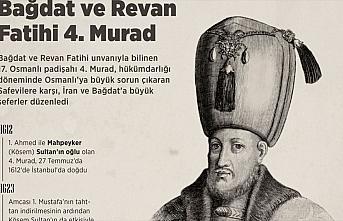 Bağdat ve Revan Fatihi 4. Murad