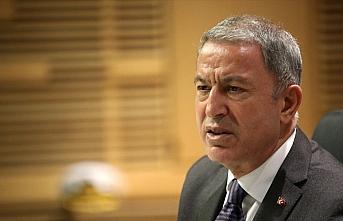 Bakan Akar, NATO'ya İdlib için somut destek çağrısında...