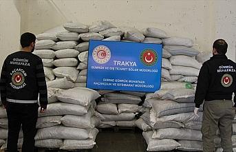 Bakan Pekcan: Kapıkule'de bir operasyonda 2 ton 70...
