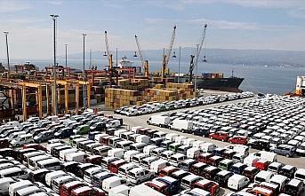 Binek otomobil ihracatında ilk aydan 'gaza basıldı'
