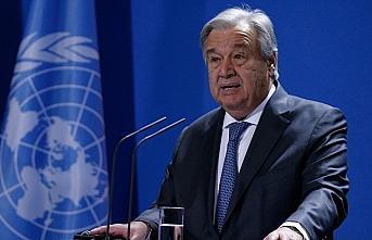 BM Genel Sekreteri Guterres: Trump'ın sözde barış...