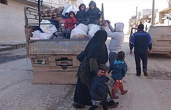 BM'den İdlib'de yerinden edilenler için 'acil koruma...