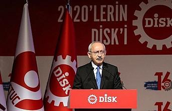 CHP Genel Başkanı Kılıçdaroğlu: Dünyanın bütün...