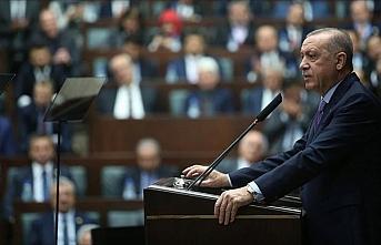 Cumhurbaşkanı Erdoğan: İdlib'de en büyük sıkıntımız hava sahasını kullanamıyor oluşumuz