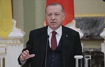 Cumhurbaşkanı Erdoğan: İdlib'deki gelişmeler...