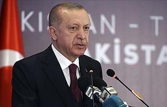 Cumhurbaşkanı Erdoğan: Türkiye'ye yatırım yapan...