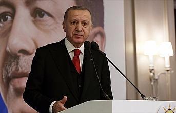 Cumhurbaşkanı Erdoğan: Ülkemize saldıran terör...