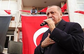 Cumhurbaşkanı Erdoğan: Yalova'da milyonlarca lira...