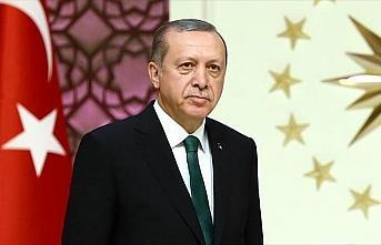 Cumhurbaşkanı Erdoğan'dan şehitler için başsağlığı...