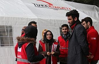 Deprem bölgesinde yaraların sarılması için devlet...