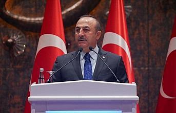 Dışişleri Bakanı Çavuşoğlu: Astana ve Soçi...
