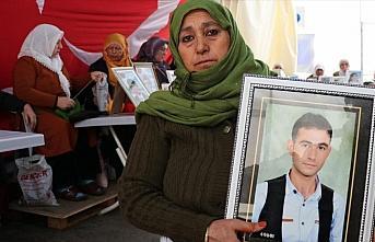 Diyarbakır annelerinin oturma eylemine bir aile daha...