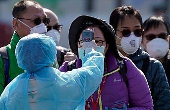 Dünyada yeni tip koronavirüs bulaşan kişi sayısı...