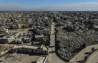 Esed rejimi güçleri İdlib'de ilerlemeye devam ediyor