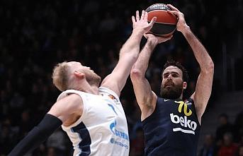 Fenerbahçe Beko THY Avrupa Ligi'nde play-off potasına...