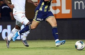 Fenerbahçe ile Alanyaspor, Süper Lig'de yarın 8. kez karşılaşacak
