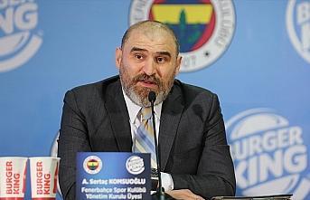 Fenerbahçeli yönetici Komsuoğlu'ndan Mustafa Cengiz'e cevap