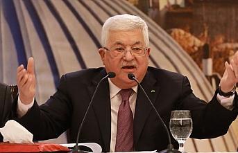Filistin Devlet Başkanı Abbas: Tarihe Kudüs'ü...
