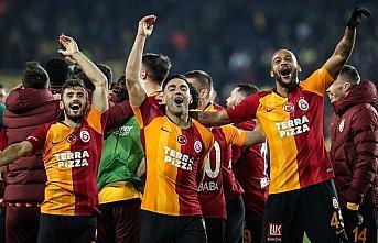 Galatasaray hisseleri kazandırmaya devam ediyor