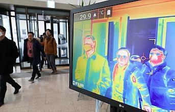 Güney Kore, 'Çin'den sonra en fazla koronavirüs vakası görülen' ülke oldu