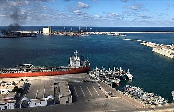 Hafter milisleri Trablus Limanı'na roketli saldırı düzenliyor