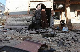 Hafter milislerinden Trablus'ta sivil yerleşimlere...