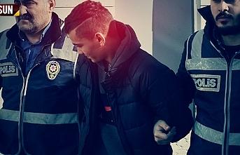 Hastanebaşıve Zeytinlik mahallesi hırsızı tutuklandı