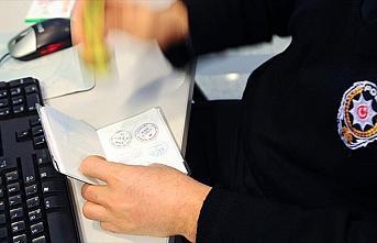 İçişleri Bakanlığı 11 bin 27 kişinin pasaportundaki...
