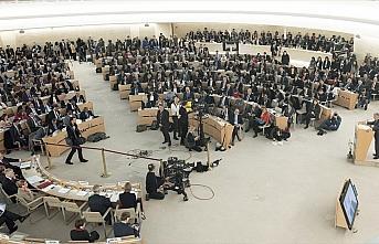 İnsan Hakları Konseyinin 43. oturumuna insani krizler...