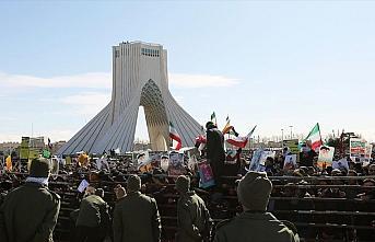 İran devrimin 41. yılında da ekonomik kriz ve yaptırımların...