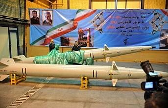 İran, Raad-500 balistik füzesini tanıttı