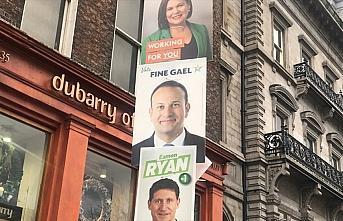 İrlanda'da seçmen erken seçim için sandık başına...