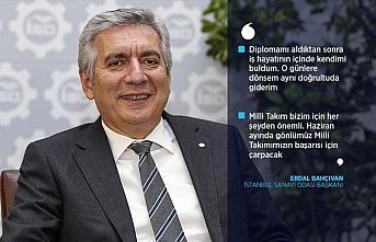 İSO Başkanı Bahçıvan: Galatasaray Lisesi'nin kapısından döndüm
