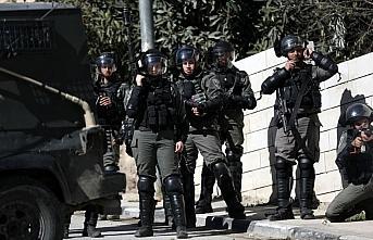 İsrail güçleri, Batı Şeria'daki sözde barış...