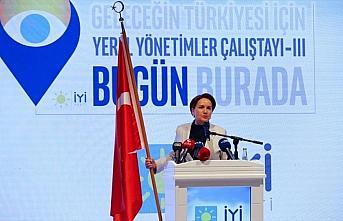 İYİ Parti'nin 'Geleceğin Türkiye'si İçin Yerel...