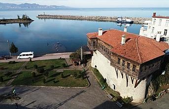 Karadeniz'in doğasıyla bütünleşen tarihi konak...